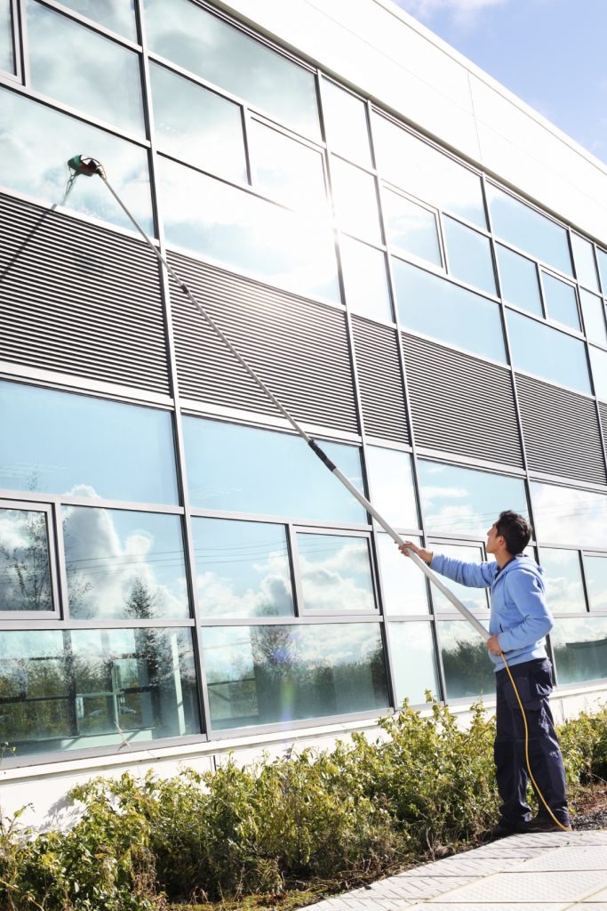 Window Cleaning in Cambridge